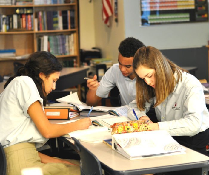 Academics of 9th, 10th, 11th & 12th Grades - GGCA Christian School